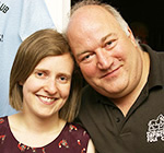 Annie Parsons & Ted Handley @ Orpington Folk Club, the Change of Horses 14yh May 2015 (50th Birthday Celebration)