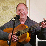 Patrick @ Orpington Folk Club, the Change of Horses 2018