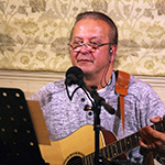 Richard @ Orpington Folk Club, the Change of Horses 2018